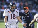 <b>> Broncos to host open training camp practices at Mile High</b>