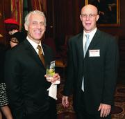 Prudential Preferred Realty's Jerry Sider, left, and Rick Shrum.