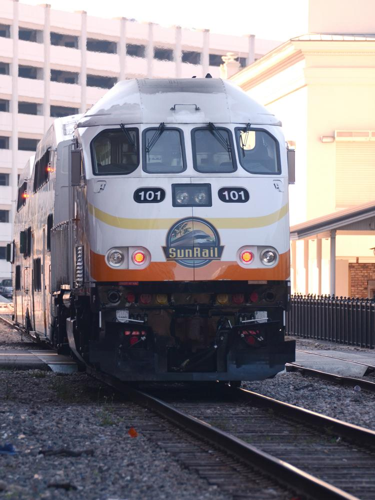 SunRail saw smoother operations on its first day of charging passengers, but also had its second vehicle collision.