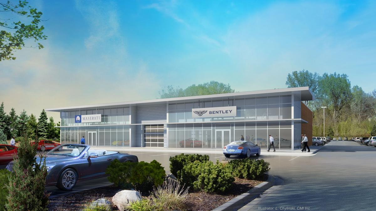 Mazda Dealership Near Me >> Morrie's Automotive Group plans new Maserati, Bentley ...
