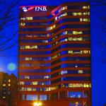 F.N.B.'s Baltimore headquarters is half-empty, but won't stay that way for long