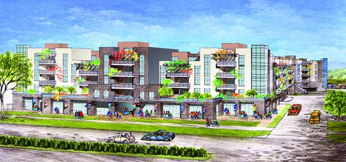 Campbell apartments set to rise near Pruneyard - Silicon ...