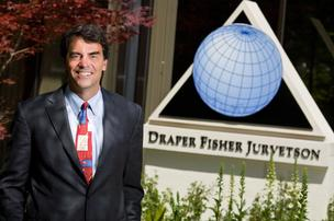 Venture capitalist Tim Draper says splitting California into six states would be better for business.