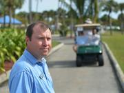 Crandon Golf Key Biscayne's Tommy Chipman calls the course one of the most difficult in the tri-county area.