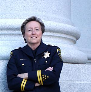 Margo Bennett is the new chief of the UCPD.