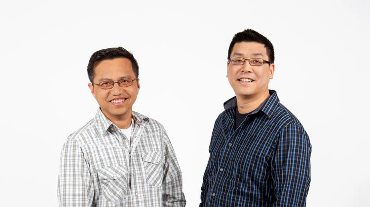 1. Munchery - $35.9 million raised; The San Francisco company led by co-founders Tri Tran (left) and Conrad Chu delivers cooked meals created by professional chefs. Their backers include Menlo Ventures, Spring Ventures and e.ventures.
