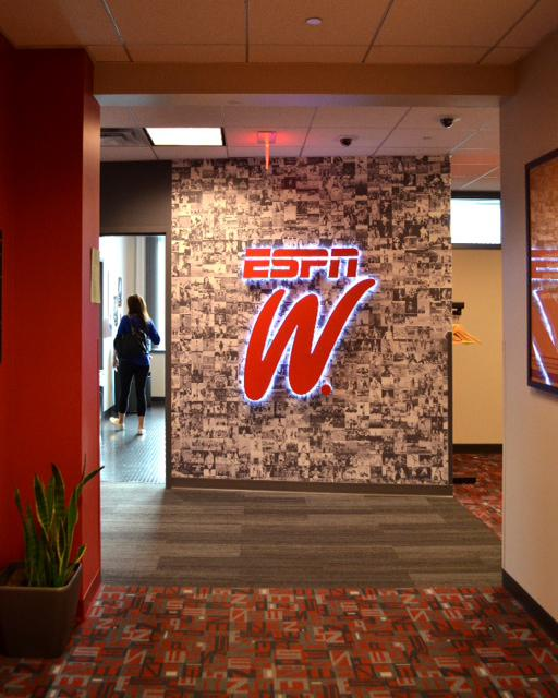 3d Branding helped ESPN tell the story of women in sports to help promote its ESPNW website. The work has led to other projects for the company.