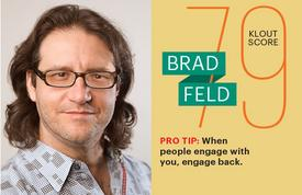VC blogging powerhouse Brad Feld talks social media