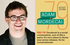 Upworthy's Adam Mordecai: How social media fuels growth