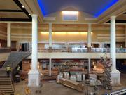 The lobby of the new Palladium in Fort Bend County.