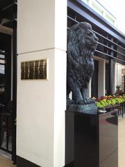 The Capital Grille opened for business at The Mall at Millenia on April 18.