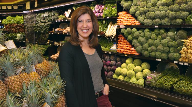 Wendy Collie's New Seasons Markets wants to find more local food suppliers.