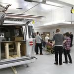 Inside the Airstream mobile home office CCAD students are designing – SLIDESHOW