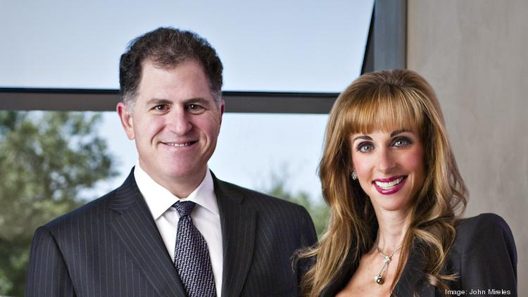 Michael and Susan Dell have donated more than $1 billion to various health, education and community endeavors around the globe.
