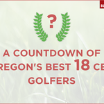 A countdown of Oregon's 18 best CEO golfers