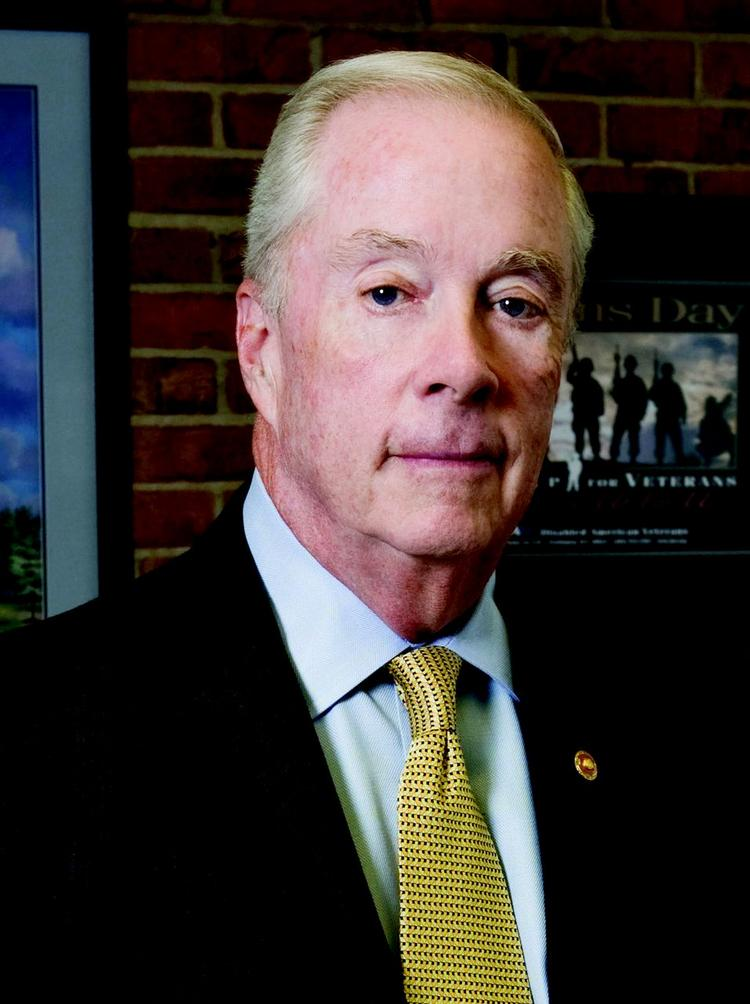 Arthur Wilson, CEO and national adjutant for Disabled American Veterans