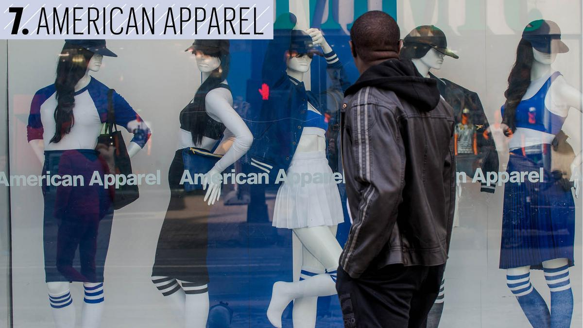 American Apparel Posted Its New Ethics Code And It S Dense Bizwomen