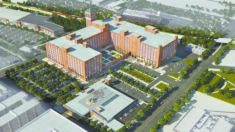 Ponce City Market could be part of an 'urban renaissance.'