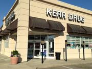 All Kerr Drug stores across the state will by July be converted into Walgreens stores with all new signage and design.