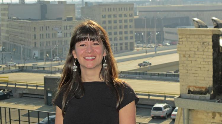 """Anna-Marie Opgenorth...""""A diversity of housing options and affordable commercial space is an important part of our discussion, as Placemaking is about collectively and intentionally shaping our communities."""""""