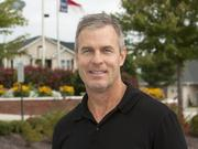 David Couch is CEO of High Point-based developer Blue Ridge Cos.