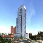 Developer of planned 44-story Inner Harbor apartment tower secures financing