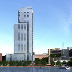 Design of proposed Inner Harbor skyscraper unveiled, praised