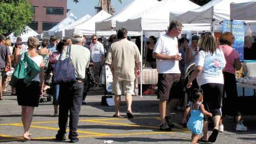 Birmingham's Pepper Place Saturday Market was named one of the top 10 farmer's markets in the South.