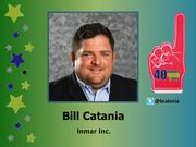 Why selected: As head of Inmar Inc.'s digital promotion business, Bill Catania has helped transform the company into a true multidimensional information technology company. Among his many volunteer activities, Catania has been heavily involved in the Future Farmers of America for several years, including a stint as its national vice president.