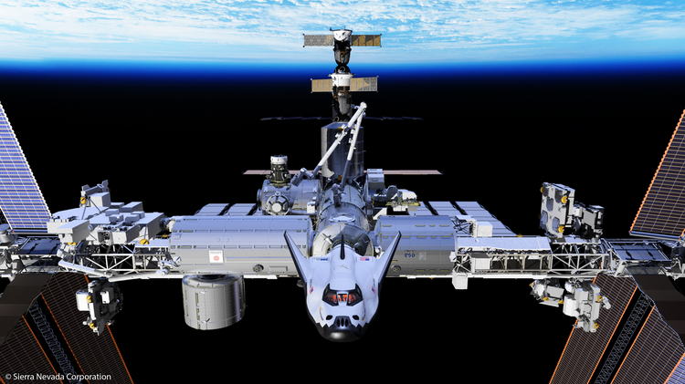 Sierra Nevada has partnered with NASA to be a commercial space system provider for the International Space Station.