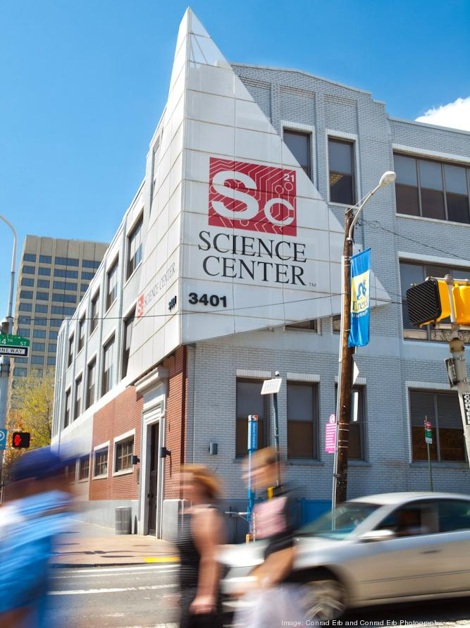 A new collaborative workspace in the University City Science Center is accepting applications.