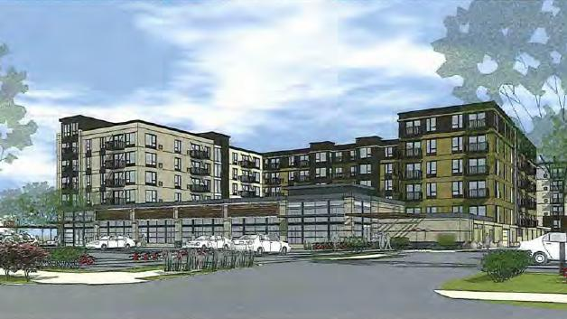 Edina commission votes against Lennar Multifamily's apartment plan near Southdale - Minneapolis / St. Paul Business Journal