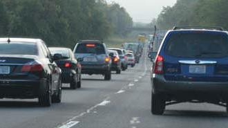 Inrix repot: These 3 traffic corridors are the worst for