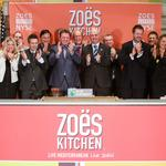 Zoe's Kitchen stock pops more than 70 percent during NYSE debut