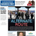 In this week's issue: Alternate route