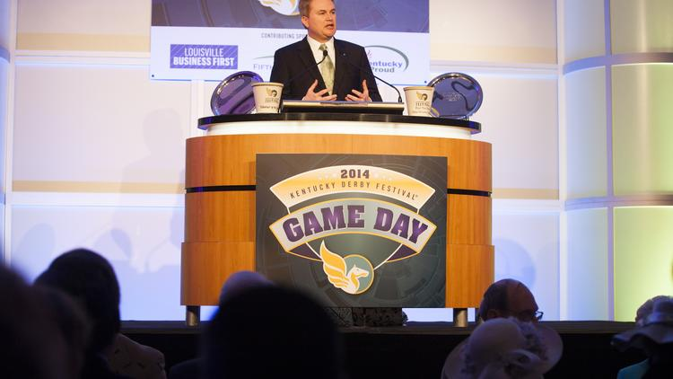 Kentucky Agriculture Commissioner James Comer.