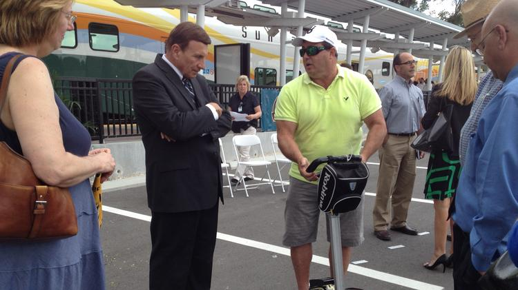 U.S. Rep. John Mica, a huge proponent of transportation and rail projects in the region, wants to use self-propelled rail cars from South Florida to expand SunRail service.