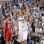 Mavericks will open NBA playoffs against in-state rival Houston Rockets