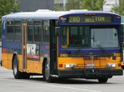 Service on some Metro routes could be saved under a plan unveiled Monday by King County Executive Dow Constantine. He would let cities buy bus service, starting in 2015.