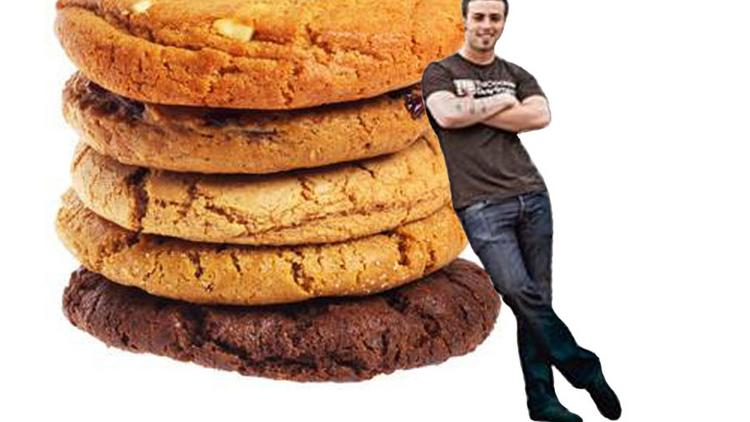Akiva Resnikoff launched The Cookie Department with help from his mother.