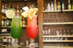 THINKSTOCK Bar Cocktails