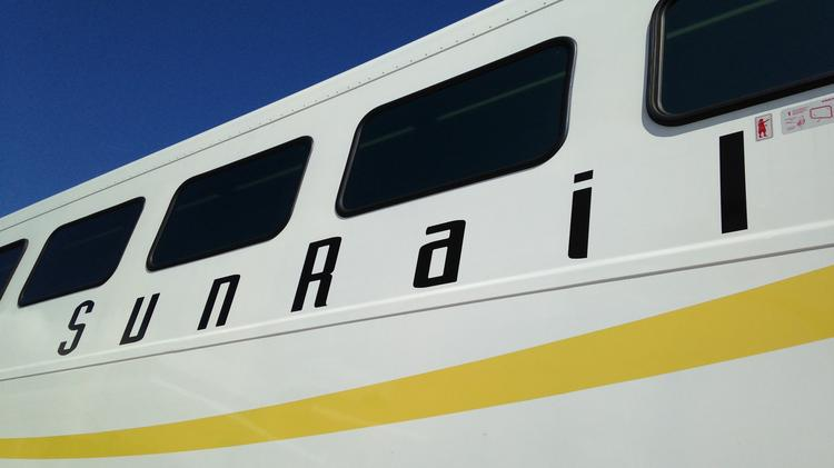 SunRail was on tour this weekend, stopping by on April 12 for the opening of the Altamonte Springs station.