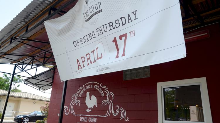 Foodies rejoice: Chef John Rivers will open The Coop in Winter Park on April 17.