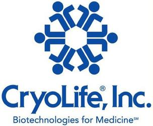 CryoLife profit up 7% to $7.9 million in 2012