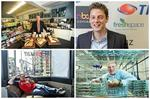 Entrepreneurs of the week: A business model blowup; a gourmet investment banker; and a fiber optics startup maven
