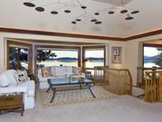 A Lakeshore Drive property in Lake Tahoe is now listed for $11.9 million after spending a year on the market. It featuresa 4,400 square-foot home and a guesthouse, along with a private pier.