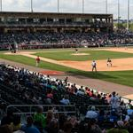Charlotte Knights beat projections in first season uptown
