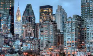 This photograph of New York City, shot by photographer JC Findley, is one of the images that will be available for licensing on the Pixels.com site. Click ahead to see the founder of the new site.