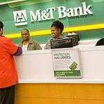 M&T Bank profit down 17% in first quarter