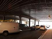 The Florida Avenue NE underpass in NoMa, which services as many visitors' entryway into the neighborhood.